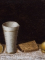 Тринеев,  Александр Натюрморт с куском хлеба