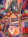 Баранов-Россине, Владимир Натюрморт со стулом