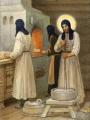 Ефошкин С Преподобный Сергий. Труды в пекарне