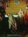 Куликов, Иван  Старинный обряд благословения невесты в городе Муроме. 1909