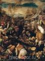 Bassano, Francesco (the younger) Market Scene