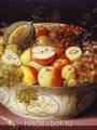 Beert, Osias  Still Life of fruit in a Wan-li Bowl