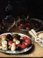 Beert, Osias Still life of fruit