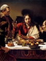 Caravaggio, Michelangelo Merisi da   Supper at Emmaus