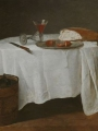 Chardin, Jean Baptiste Siméon The White Tablecloth