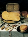 Dyck, Floris Claesz van Still-Life with Fruit, Nuts and Cheese (2)