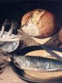 Dyck, Floris Claesz van Still Life with Stag Beetle, 1635
