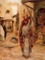 Fabbi, Fabio Scene de rue en Algerie