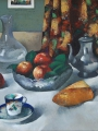 Gernez, Paul Elie  Nature Morte Sur Un Entablement