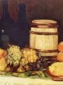Goya, Francisco  Still life