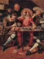 HALS, Dirck_Merry Party in a Tavern