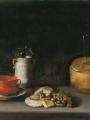 HAMEN, Juan van der Still-Life with Crockery and Cakes