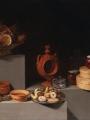 Hamen, Juan van der Still Life with Sweets and Pottery