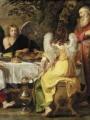 Herp, Willem van the Elder,, Abraham and the three angels