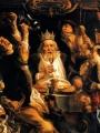 Jordaens, Jacob  Le Roi boit