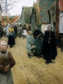 Leemputten, Frans van Distribution of Bread