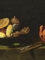 Luttichuys, Simon Stilleben mit Süßigkeiten und Terakottakrug