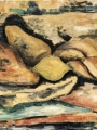 Marsden-Hartley-Still-LIfe-with-Bread-and-Fruit