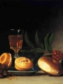 Peale, Raphaelle   Still Life with Wine Glass