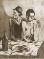 Picasso, Pablo  Le Repas Frugal