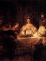 REMBRANDT Harmenszoon van RIJN_The Wedding of Samson