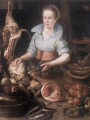 RIJCK, Pieter Cornelisz van_The Kitchen Maid