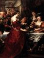 RUBENS, Peter Paul The Feast of Herod