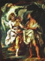 Rubens, Pieter Pauwel   The Prophet Elijah Receiving Bread And Water From An
