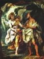 Rubens, Pieter Pauwel   The Prophet Elijah Receiving Bread And Water From An