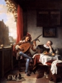 SORGH, Hendrick Maertensz The Lute Player