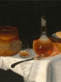 Smith, George Still Life with Bread, Butter and Cheese