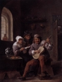 TENIERS, David the Younger_Peasants Making Music