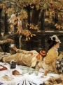 TISSOT, James   Holyday_The Picnic