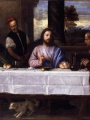 TIZIANO Vecellio Supper at Emmaus