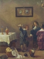 Teniers, David   The Five Senses Source