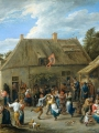 Teniers, David the Younger Country Kermis