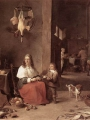 Teniers, David  the_Younger Kitchen Scene