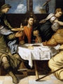 Tintoretto The Supper at Emmaus
