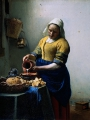 Vermeer, Johannes The Kitchen Maid