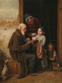 Waldmuller-Fedinand-Georg-The-Charitable