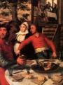 Aertsen, Pieter  Peasant's Feast