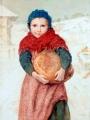 Anker,  Albert Samuel  Child with bread