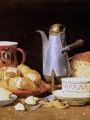 Anker, Albert Samuel  - Life with Coffee, Bread and Potatoes