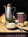 Anker, Albert Samuel   Still-Life with Coffee, Milk and Potatoes