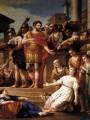 Aurelius, Marcus  Distributing Bread to the People - Joseph-marie Vien